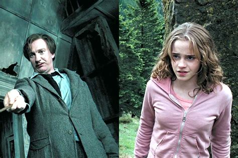 hermione granger in the 1st movoe harry potter actors who have worked together on other