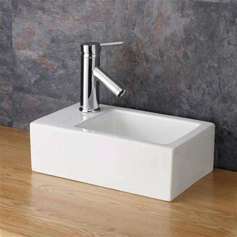 Space Saving Bathroom Sink by Small Countertop Sink 235mm Narrow Space Saving Bathroom