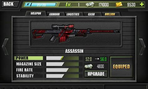 mod game cho android tải bản mod game modern sniper hack tiền money cho android