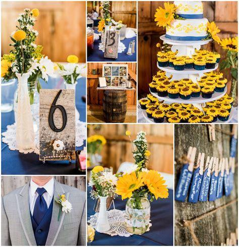 Yellow Country Wedding   Rustic Wedding Chic