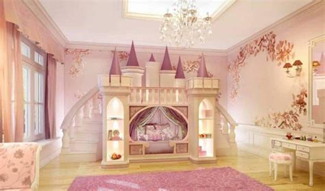 Castle Princess Bedroom the princess castle bed with bookshelves and stairs the