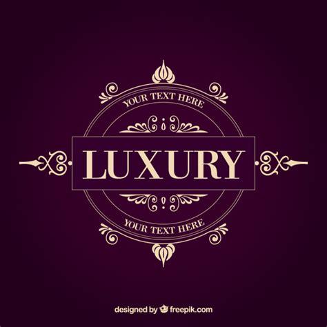 free luxury logo design luxury logo template vector premium download