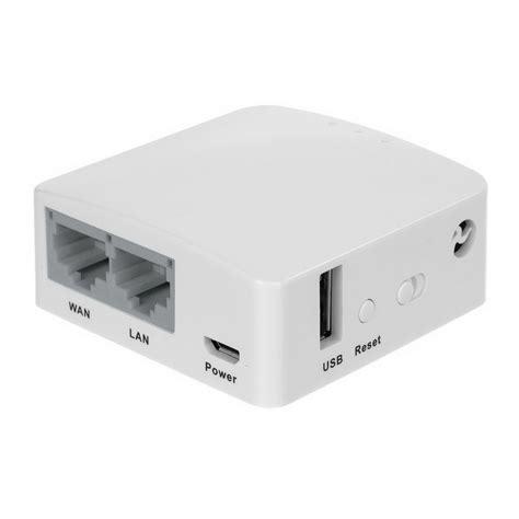 Adapter Charger 5 Port Usb M Cross 90smart gl ar150 micro usb powered mini smart router w