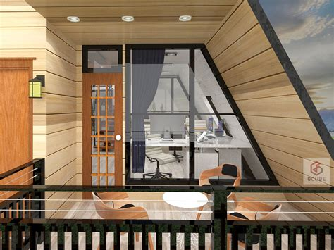 a frame building plans 2018 a frame resthouse and office g cube design build inc