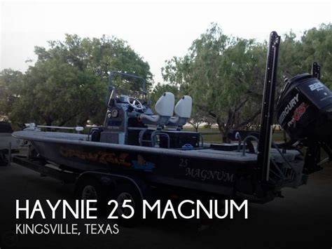boats for sale in kingsville tx 2013 haynie 25 power boat for sale in kingsville tx
