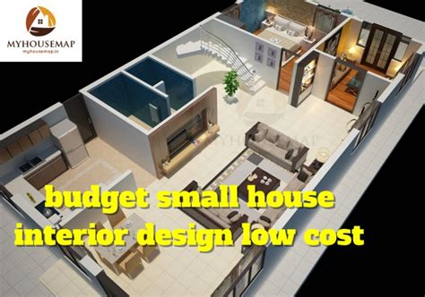 home design cost saving tips budget small house interior design low cost indian home