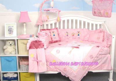 ballerina baby bedding sets and nursery decorating ideas