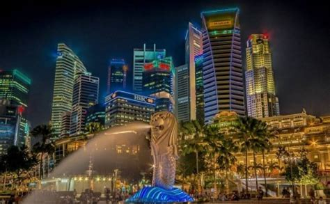 how to go merlion singapore
