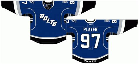 Logo Jersey Hockey Nhl Ta Bay Lightning Bolts question to the masses who s got the ugliest jersey in the nhl the fifth quarter