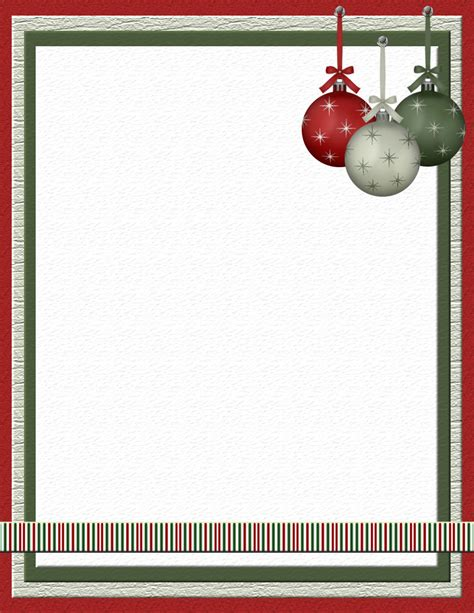 christmas stationery downloads free downloadable stationery borders group with 83 items