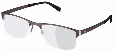 adidas af14 lazair nylor performance steel eyeglasses