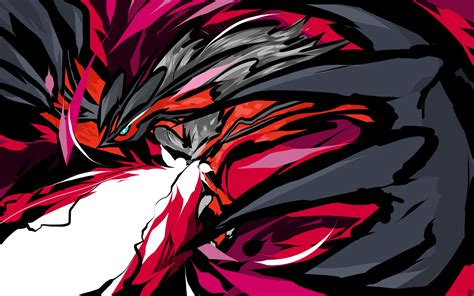 cool yveltal wallpaper yveltal oblivion wing by ishmam on deviantart
