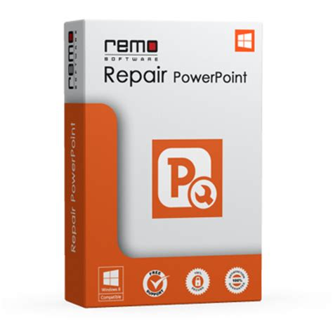 repair powerpoint file remo repair powerpoint tool repair corrupt ppt pptx