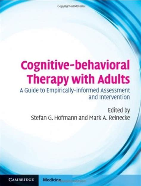 cognitive behavioral therapy the ultimate guide to cognitive behavioral therapy empath and emotional intelligence books cognitive behavioral therapy with adults a guide to
