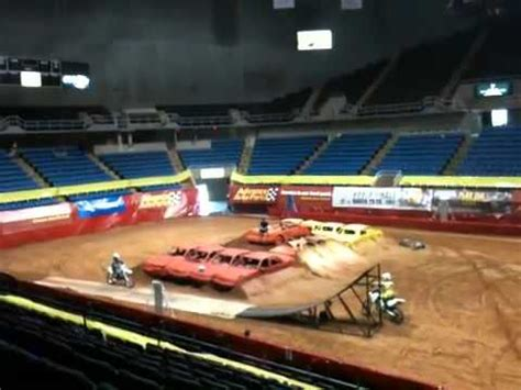 monster truck show biloxi ms monster jam 2011 ms coast coliseum youtube