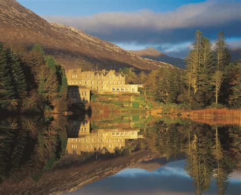 Autoversicherung Irland by Ballynahinch Castle Echt Irland