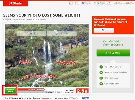 reducir imagenes jpg sin perder calidad reducir el peso de las im 225 genes sin perder calidad online