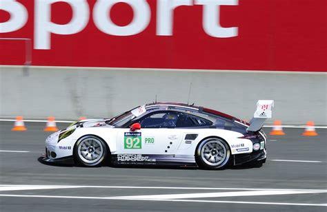 nr 92 lmgte pro porsche 911 rsr porsche motorsport