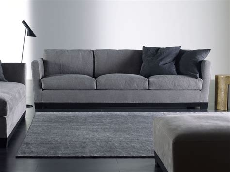 fabric covered sofas allen fabric sofa by meridiani
