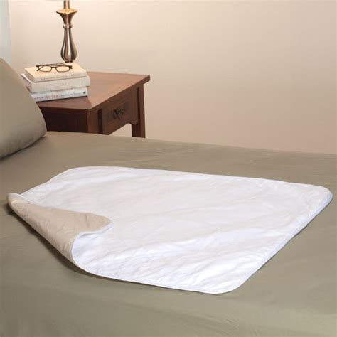waterproof bed pads reusable waterproof bed pad incontinence bed pad easy