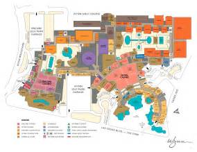 caesars palace casino floor map