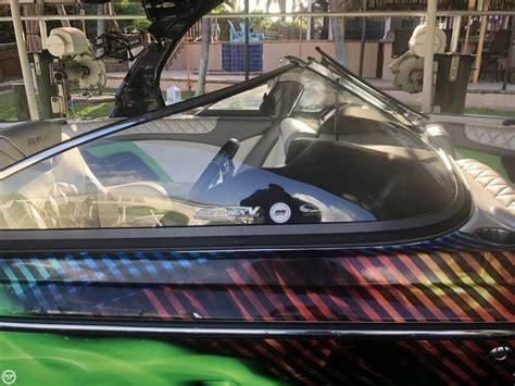 used wakeboard boats for sale florida 2014 used tige z3 ski and wakeboard boat for sale