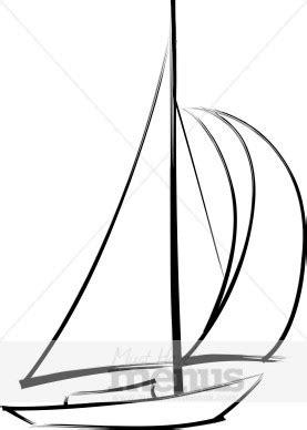 sailboat clip art seafood clipart