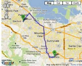 cupertino california map sexual harassment lawyer employment attorney cupertino