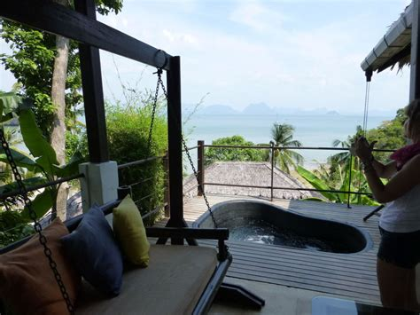 terrasse mit überdachung bild quot terrasse mit quot zu paradise kohyao in koh yao noi