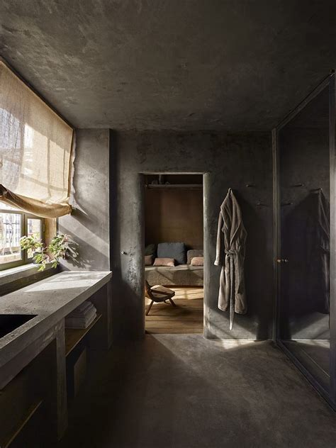 tribeca penthouse inspired  wabi sabi  art