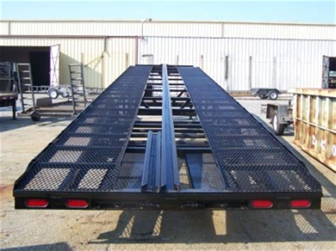 boat haulers near me open deck trailer color choices from our georgia facility