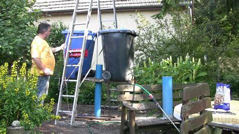 Grundwasserbrunnen Selbst Bauen by Brunnenbohren Mit Kiespumpe