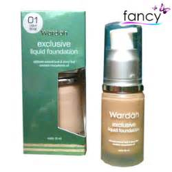 Bedak Wardah Exclusive Foundation wardah exclusive liquid foundation 20ml elevenia