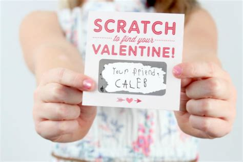 scratch valentines these cool scratch s day cards are an