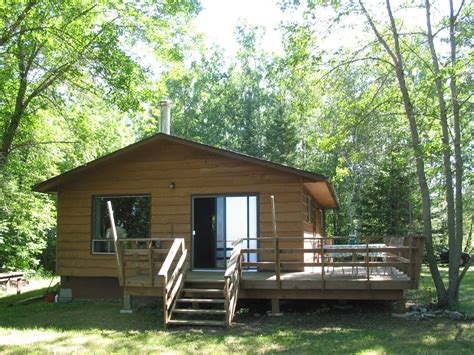 cottage cabin for rent manitoba