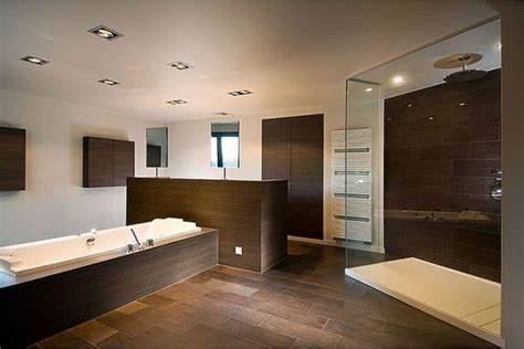 Modern Brown Bathroom Ideas Modern Bathroom Colors 50 Ideas How To Decorate Your