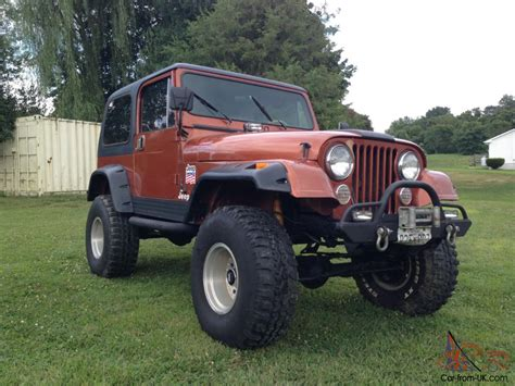 1981 Cj7 Jeep For Sale 1981 Jeep Cj7 Renagade