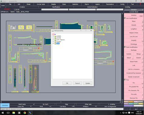 lectra modaris pattern design software download free download lectra system modaris v6 software definition