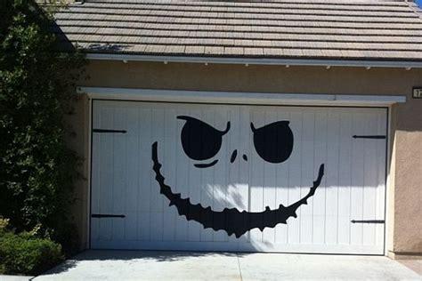 Jacks Overhead Door Garage Door Decor Doors Garage Door And Skellington