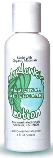 best lotion for tattoos healing marlowes aftercare lotion