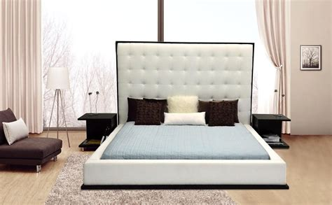design bed exquisite leather luxury platform bed boston massachusetts