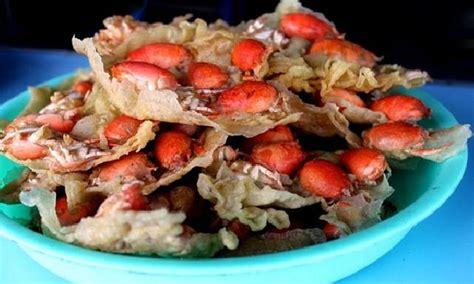 Peyek Renyah Enak Murah 10 kuliner enak khas kebumen yang terkenal dan wajib dicoba