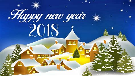 seasons greetings and new year 2018 e cards happy new year 2018 best wishes for greetings card hd wallpaper 1920x1080