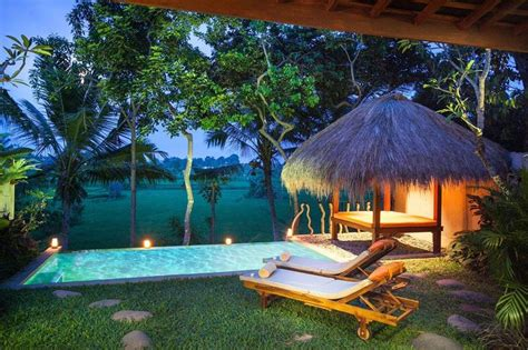places  stay  bali   private pool