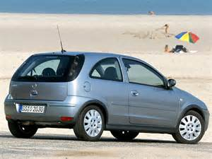 Opel Corsa Specifications 2003 Opel Corsa C Pictures Information And Specs Auto