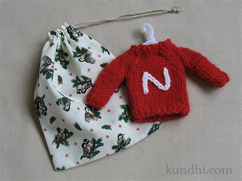 sweater ornaments sweater ornaments