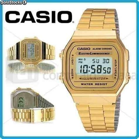 Casio A 168 reloj casio a 168