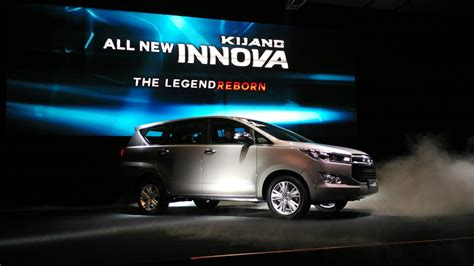 toyota new model all new toyota kijang innova 2016 diluncurkan di indonesia