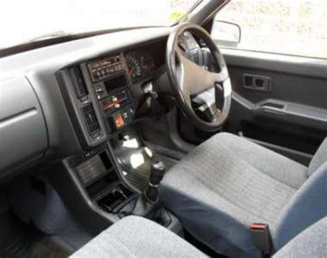 Volvo 440 Interior by Volvo 440