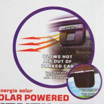 Otomatis Kipas Mobil kipas mobil tenaga surya kipas mobil tenaga surya jual